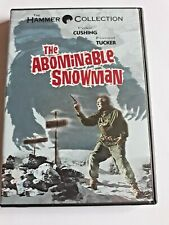 THE ABOMINABLE SNOWMAN - HAMMER / CUSHING REGION 1 ANCHOR BAY DVD