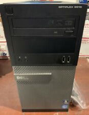 Dell Optiplex 3010 Intel Core i5-3450 @ 3.10GHz 8GB RAM 500GB HDD Win 10