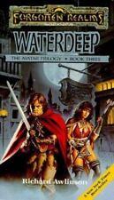 Waterdeep (Forgotten Realms:  Avatar Trilogy, Book 3) Richard Awlinson Mass Mar