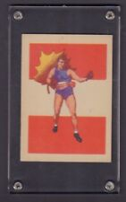 Tommy Burns 1956 Gum Adventure Boxing Card #31 jh62