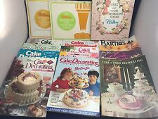 15 Wilton Cake Decorating Yearbook Wedding Cupcakes Dessert Projects Magazine