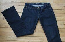 LEVIS 570 Jeans pour Femme W 27 - L 32 Taille Fr 36 MODERN RISE (Réf #L178)