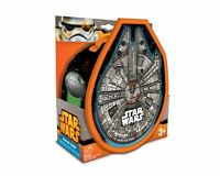 STAR WARS MILLENNIUM FALCON RACETRACK - TOY STORAGE CASE ZIPBIN NEAT-OH