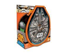 Star Wars Halcón Milenario Circuito De Carreras - Juguete Estuche almacenamiento