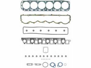 For 1965-1967 Ford Galaxie Head Gasket Set Felpro 56987YJ 1966 3.9L 6 Cyl
