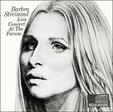 Barbra Streisand: Live Concert at the Forum (CD Columbia) On A Clear Day, People