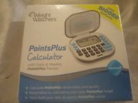 2011 WEIGHT WATCHERS POINTS CALCULATOR BIGGER BUTTONS SEALED