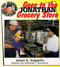 Jonathan Goes to the Grocery Store (Jonathan Adven