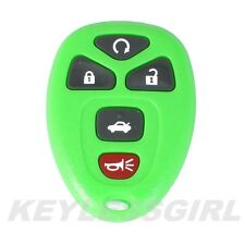 New Green Replacement Keyless Fob Entry Remote Trunk For 15912860 OUC60270 5b