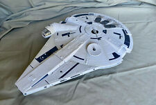 Star Wars MILLENNIUM FALCON Disney Store Exclusive Lights and Sounds