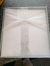 Light Ivory Wedding Album New In Box