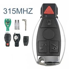 Replacement fit for Mercedes-Benz IYZ3317 Keyless Entry Remote Car Key Fob