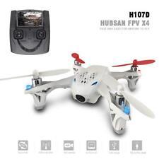 Hubsan H107D X4 Drohne FPV 5,8Ghz Drohne mit Kamera 4 Kanal Quadcopter Fernbedie
