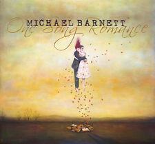 Michael Barnett - One Song Romance [New CD] Wallet