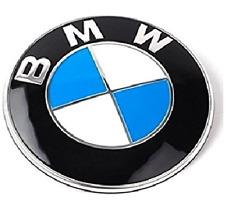 Emblème, logo, Insigne, badge, capot avant BMW diametre 82mm