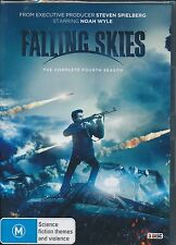 Falling Skies The Complete Fourth Season DVD NEW