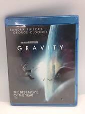 Gravity (Blu-ray Disc, 2013 Sandra Bullock George Clooney ) Brand New - Sealed