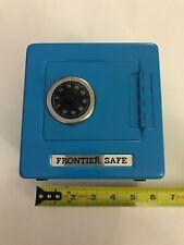 "Child's Safe - 5""x5"" - Blue - used"