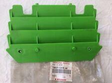 Kawasaki OEM Green Radiator Screen KX125 KX250 1994-2005 14037-1310-6W