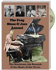 Various Artists - Frog Blues & Jazz Annual 3 / Various [New CD] With Book