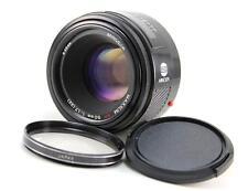 Minolta MAXXUM AF 50mm F1.7 Prime Lens For Minolta/Sony Alpha DSLR
