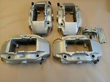 Porsche Boxster brake calipers refurbished