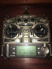 Futaba T9CHP transmitter  72MHz  Airplanes AND heli