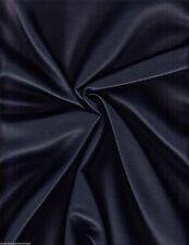 4 yds Ultrafabrics Upholstery Fabric Brisa Faux Leather Indigo Blue 303-2683 AS4