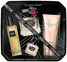 4 Pc GIFT Set TEASE Victoria's Secret Eau de Parfum Perfume 1.7+Oil+Wash 3.4 NEW