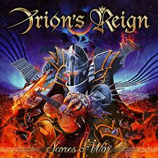 Orion's Reign - Scores Of War (CD)