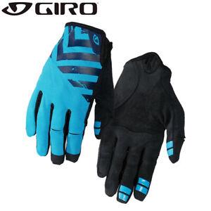 Giro DND MTB Trail Gloves - Midnight Blue / Blue