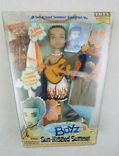 NIB Vintage 2004 Boyz Boy Eitan Bratz Sun Kissed Summer Collection Doll