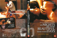 My Nights are More Beautiful Than your Days (1989) - Sophie Marceau DVD NEW
