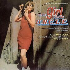 The Girl From U.N.C.L.E., New Music