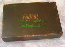 FALLOUT New Vegas Collector's Edition BOX w Felt Insert - No Game Chips or Cards