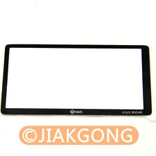 GGS LCD Screen Protector glass for Canon IXUS 300 HS