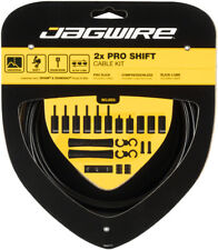 Jagwire Pro 2x Shift Kit Road/Mountain SRAM/Shimano, Black