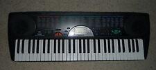 Radio Shack Midi Keyboard MD-981 with 61 Keys & AC Adapter