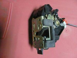 JAGUAR X TYPE 2001 2002 2003 2004 2005 06 2007 2008 LEFT DRIVER FRONT DOOR LOCK