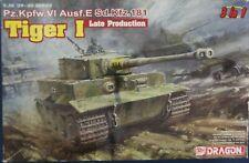 Dragon 6406 1/35 Tiger I Late Production PzKpfw.VI Ausf.E SdKfz.181