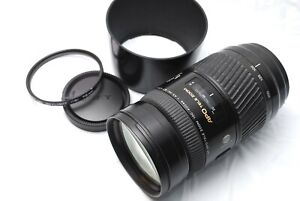 Minolta AF APO Tele Zoom 100-400mm F/4.5-6.7 Lens For Sony A from Japan #D93