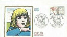 Envelope CEF 1er Jour France Philexjeunes 1984