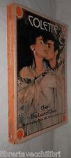 CHERI THE LAST OF CHERI Colette Penguin Books 1973 Romanzo Racconto Narrativa di