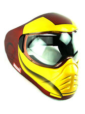 Iron Man Save Phace Sport Utility Mask SUM2 Face Eye Safety Marvel New In Box