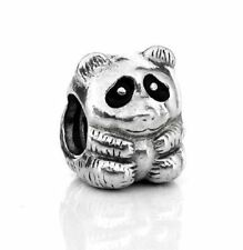 AUTHENTIC PANDORA #790490EN16 PANDA ENAMEL BEAD BRAND NEW BEAR CHARM BLACK