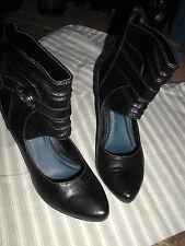 Chaussures à talon, escarpins Marco Tozzi, noir, 40