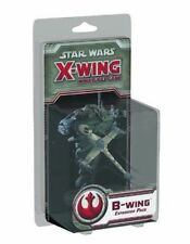 B-wing Expansion Pack Star Wars X-Wing Fantasy Flight FFG SWX14 Sealed NEW