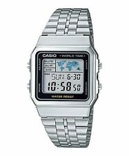 Stainless Steel Case Women's Polished Square Wristwatches