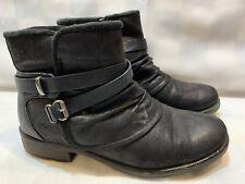 BARETRAPS Selyna Black Fashion Boots Women's Size 8.5