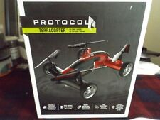 NEW OPEN BOX Protocol TerraCopter RC Car/Quadricopter Drone Ready-to-FlyORDRIVE
